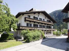 MANNI low budget, Ferienwohnung in Mayrhofen
