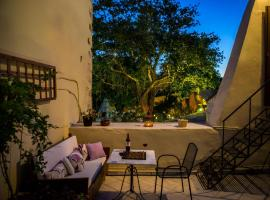 Favela Living Space, boutique hotel in Chania