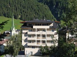 Hotel Garni Valülla, hotel v mestu Ischgl
