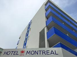 Hotel Montreal, hotel v Bibione