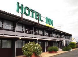 Hotel Inn Design Resto Novo La Rochelle, hôtel à La Rochelle