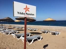Yildiz Pension Bungalows, resort village in Cıralı