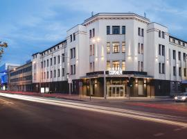 Corner Hotel, hotel near Lithuanian Exhibition and Congress Center LITEXPO, Vilnius