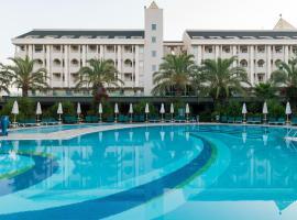 Primasol Hane Garden Hotel, отель в Сиде
