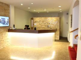 羅恰特酒店,巴塞爾的飯店