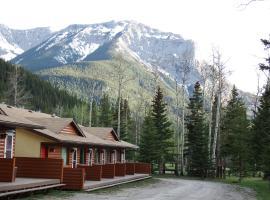 Jasper Gates Resort, hotel in Jasper