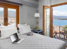 Dimitra Boutique Hotel, hotel in Poros
