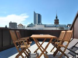 Trafford Sky Homes, hotel near City-Hochhaus Leipzig, Leipzig