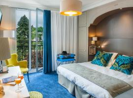 Grand Hôtel Gallia Chapelle & Spa NUXE, hotel a Lourdes