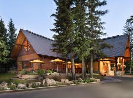 Buffalo Mountain Lodge, hotel in Banff