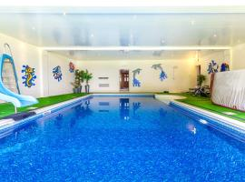 Thornbank House, hotel with pools in Stranraer