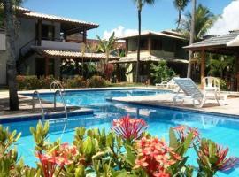 Residence Maria Vittoria, hotel near Alcohol Footbridge, Arraial d'Ajuda