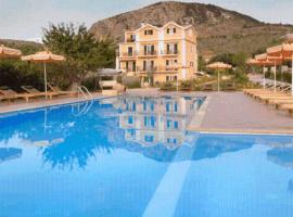 Villa Dei Sogni, hotel near Monastery of Agios Andreas Milapidias, Katelios