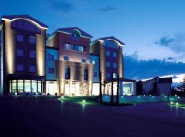 don guglielmo panoramic Hotel & Spa, hotel a Campobasso
