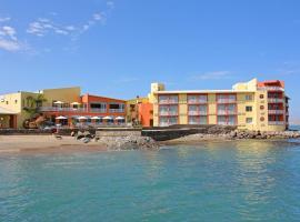 Lüderitz Nest Hotel, hotel v destinaci Lüderitz