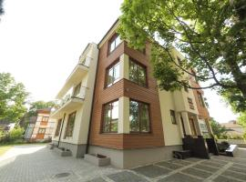 BaltHouse Apartments, apartment in Jūrmala