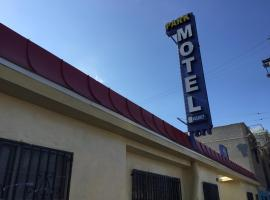Park Motel, hotel in Los Angeles