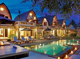 Pearl of Trawangan, beach hotel in Gili Trawangan