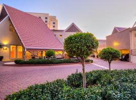 Courtyard Hotel Sandton, hotel in Johannesburg