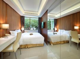 ユーイン トラベル ホステル、台北市のホステル