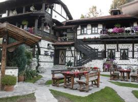 Хотел Македонска кръчма, хотел близо до Железен мост - Плато, Добринище
