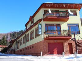 Hotel Šomka, hotel in Drienica
