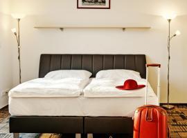 eFi Hotel, hotel in Brno