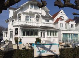 Villa WellenRausch - Adults Only, ξενοδοχείο σε Travemünde