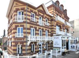 Hotel Le Rayon Vert, hôtel à Étretat