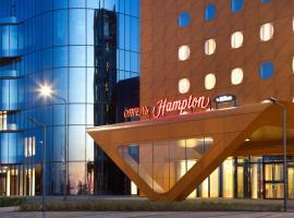 Hampton by Hilton Saint-Petersburg ExpoForum, hotel u Sankt Peterburgu