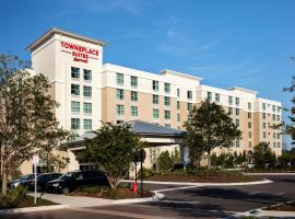 TownePlace Suites Orlando at FLAMINGO CROSSINGS® Town Center/Western Entrance, hotel in Orlando