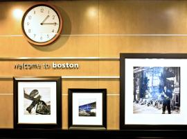 Hampton Inn & Suites Boston Crosstown Center, hotel in South End, Boston