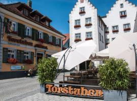 Torstuben, Hotel in der Nähe von: OberschwabenHallen Ravensburg, Tettnang