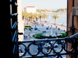 Riva Luxury Rooms, privatni smještaj u Splitu