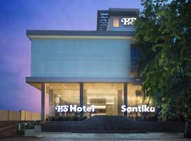 Hotel Santika Pekalongan, hotel in Pekalongan