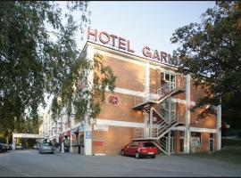 Hotel Garni Zlín, hotel ve Zlíně