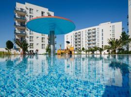 Apart Hotel Imeretinsky - Pribrezhny Kvartal, hotel near Adler-Sochi International Airport - AER,