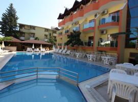 Wassermann Hotel, отель в Кеме