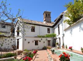 Apartamentos Carmen de Ramilla, hotel near Paseo de los Tristes, Granada
