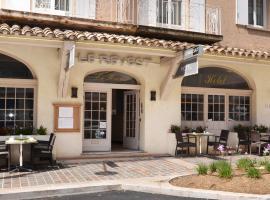 Hotel Le Revest, hotel in Sainte-Maxime