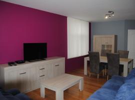 L'Inattendu Appart Dinant Centre, apartment in Dinant
