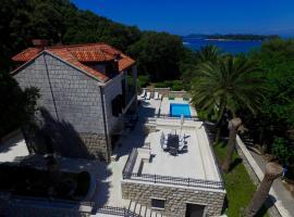 Villa Franica, villa i Dubrovnik