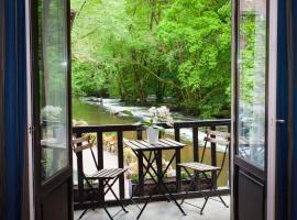 Le Moulin Des Ruats, hôtel à Avallon
