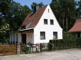 Ferienhaus Klein, Hotel in der Nähe von: Dresdner Heide, Dresden