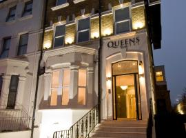 Queens Hotel, hotel near Southgate London, London