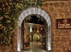 Chelebi Cave House Hotel, отель в Гёреме