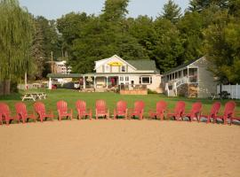 Shore Meadows Lodge LLC, motel in Lake George