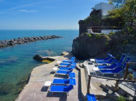 Albergo Terme Italia, hotel in Ischia