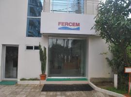 Fercem Inn and Suites, hotel in Cox's Bazar