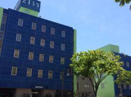 ホテル2135、青森市のホテル